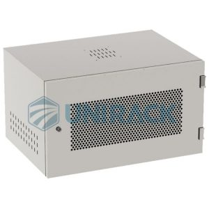 Tủ Rack 6U D400 Màu Trắng Cửa Lưới | Unirack 6U D400 | Tủ Rack Việt