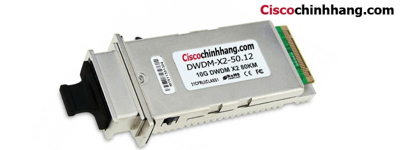 Module Quang Cisco DWDM-X2-50.12 | Cisco X2 Module