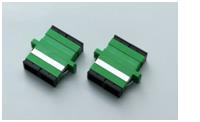 Đầu nối quang Adapter SC-APC Duplex (Đôi)