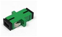 Đầu nối quang Adapter SC-APC Simplex (Đơn)