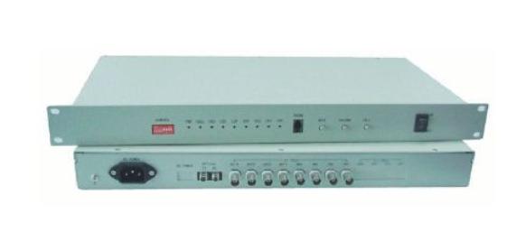 Bộ chuyển đổi 4 kênh E1 + Ethernet PHD sang quang OT120A