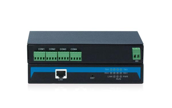 Bộ chuyển đổi 4 cổng RS-485/422 sang Ethernet NP304T-4DI(RS-485)