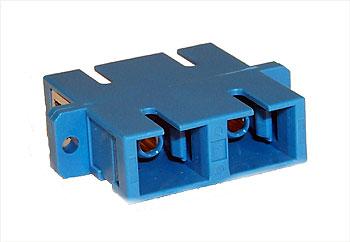 Đầu nối quang Adapter SC-SC Duplex (đôi)