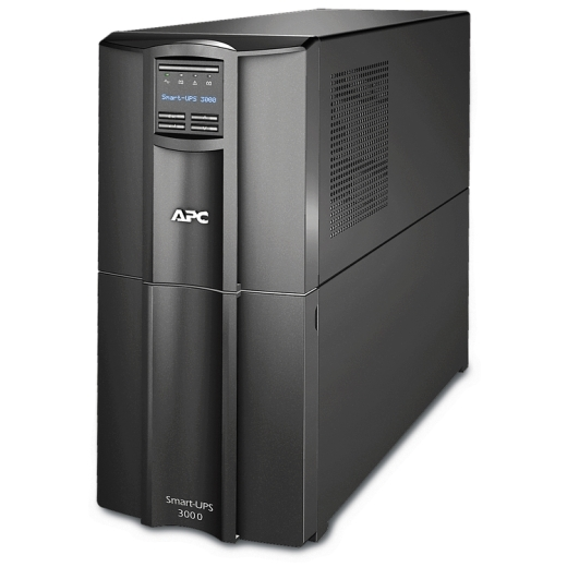 APC Smart-UPS 3000VA, Tower, LCD 230V with SmartConnect Port