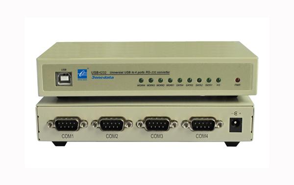 Bộ chuyển đổi USB sang 4 cổng RS-232 USB4232