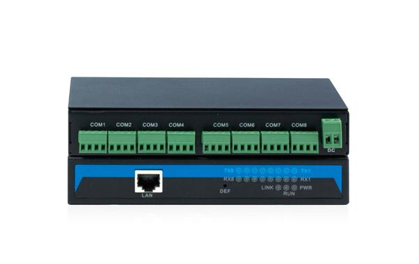 Bộ chuyển đổi 8 cổng RS-485-422 sang Ethernet NP308T-8DI(RS-485)