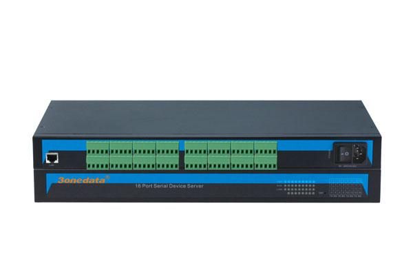 Bộ chuyển đổi 16 cổng RS485/422 sang Ethernet NP3016T-16D(RS-485)