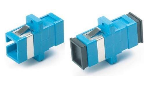 Đầu nối quang Adapter SC-SC Simplex (đơn)