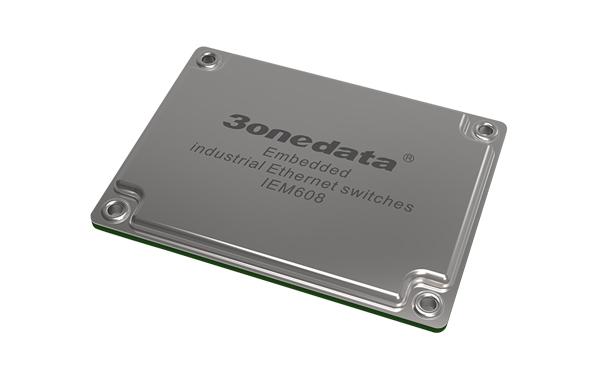 Module nhúng switch công nghiệp 8 cổng Ethernet IEM608