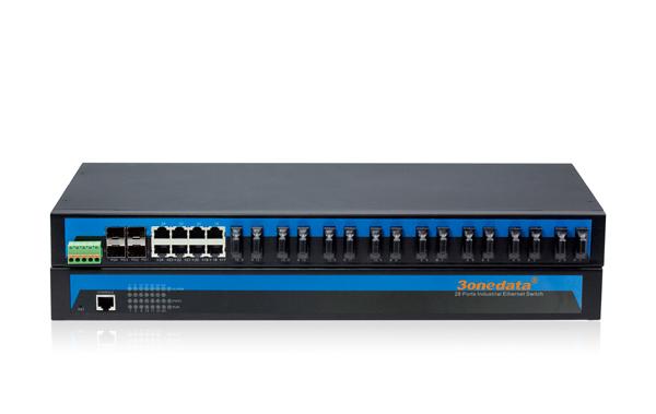 IES1028-4GS-16F 8 cổng Ethernet + 16 cổng quang + 4 cổng quang SFP