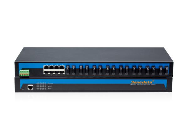 IES5024-16F 8 cổng Ethernet và 16 cổng quang
