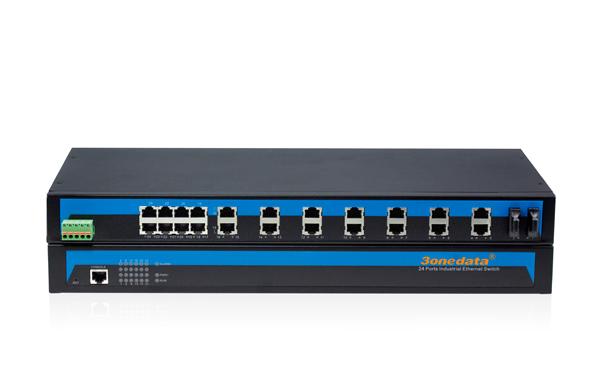 IES5024-2F 22 cổng Ethernet và 2 cổng quang