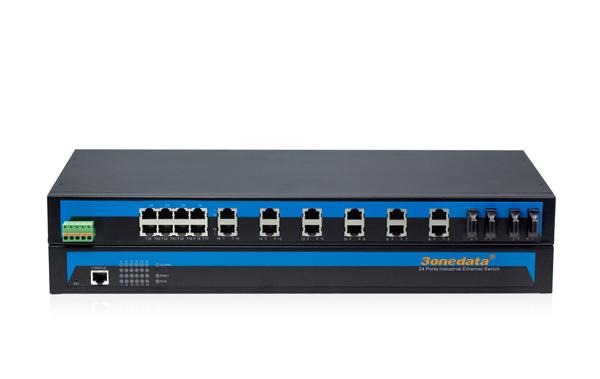 IES1024-4F 20 cổng Ethernet và 4 cổng quang