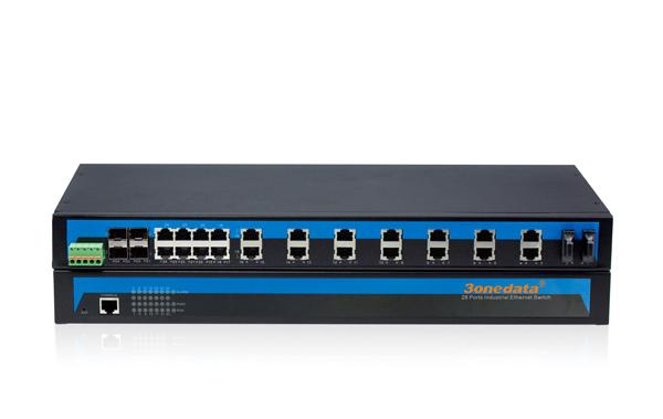 IES5028-4GS-2F 22 cổng Ethernet + 2 cổng quang + 4 cổng quang SFP