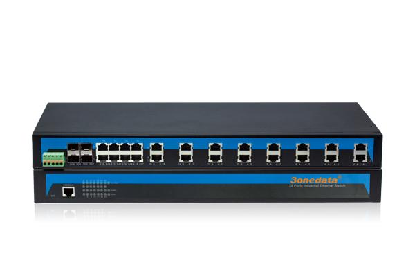 IES1028-4GS 24 cổng Ethernet + 4 cổng SFP