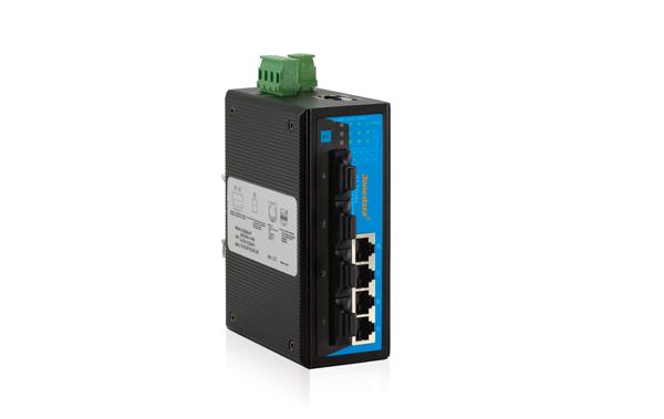 IES618-4F 4 cổng Ethernet + 4 cổng quang