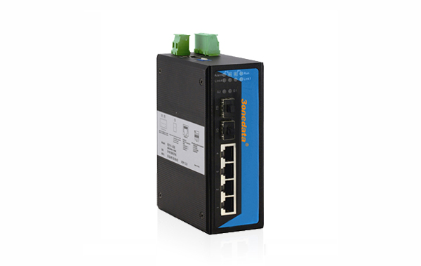 IES716-2GS 4 cổng Ethernet + 2 cổng quang SFP