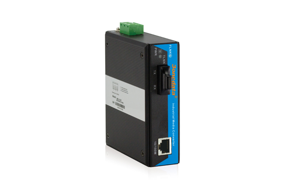 Bộ Chuyển Đổi Quang Điện Công Nghiệp 1 Cổng Quang + 1 Cổng Fast Ethernet IMC101B