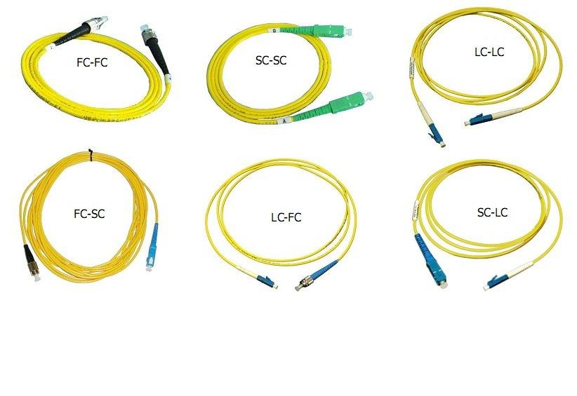 Dây nhảy quang 3.0, dài 15m, simplex, đầu nối SC-LC