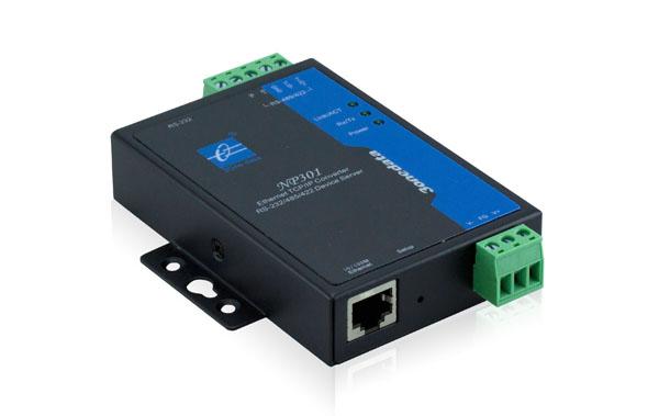 Bộ chuyển đổi 1 cổng RS-232/485/422 sang Ethernet NP301